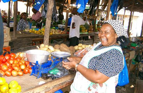 A Thriving Informal Sector Is A Good Thing For Africa