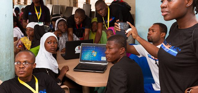 Public-Private Partnerships Are Key To Creating An Enabling Environment For Africa's Startups.