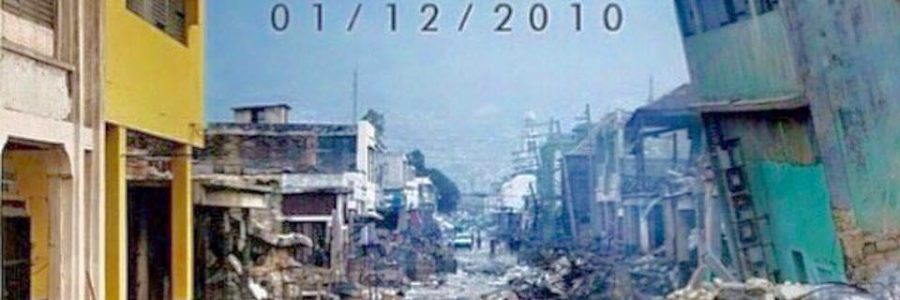 Haiti Remembers 2010: Regions Must Come Together In The Fight Against Climate Change.